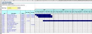 JCJS-Job Schedule